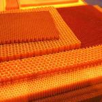 meta-aramid paper honeycomb core