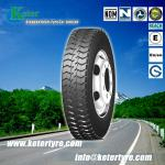 Radial truck tire 11R22.5