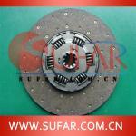 SINOTRUK HOWO Truck Spare Parts Clutch Disc