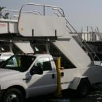 Truck Mounted Passenger Stair