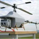 UAV VTOL Helicopter Battery operated 10km Radius 40min autonomy