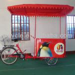 ice cream cart ice cream bicycle for sale-JX-T06B-02224