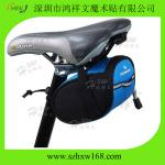 HXW-New Arrival Waterproof Rear Seat Bike Bag-HXW-C001