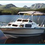 Cabin Boats: Flamingo 170-
