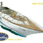 420' (127m) BENTLEY Yachts-