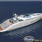 80' (24m) BENTLEY YACHTS-