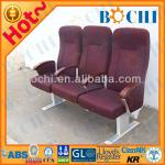 Comfortable Design Triple Fixed Boat Seats-BMMOEBSCD