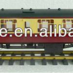 MK1 brass train coach G scale live steam-MK1